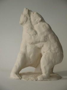 stoeiende beren, 20 cm